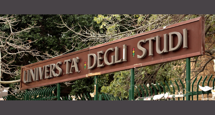 Studente morto nel cortile della facolt di lettere di for Facolta architettura palermo